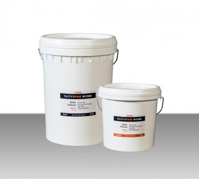 TECHNIREZ Coatings R1300 Flowcoat - Marine